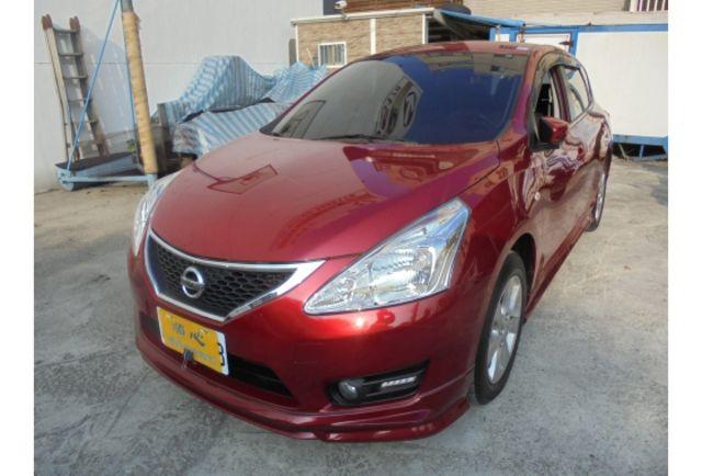 Nissan TIIDA C12 GH