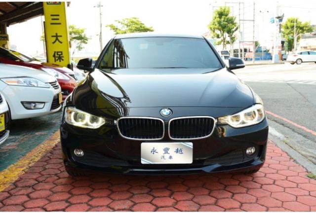 BMW 318d 總代理 柴油渦輪 HID 免鑰匙 中文iDrive 超低油耗