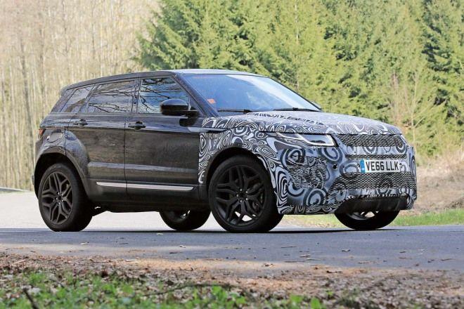 Range Rover Evoque已經推出六年了,該改款了