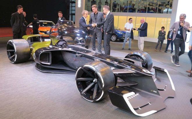 未來F1曝光!?R.S. 2027 Vision