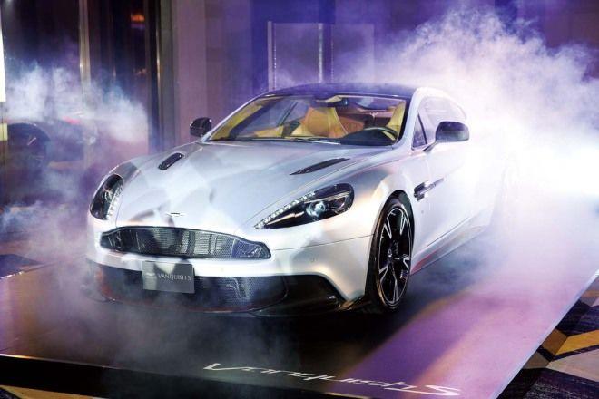 詮釋英倫V12的極致Aston Martin Vanquish S