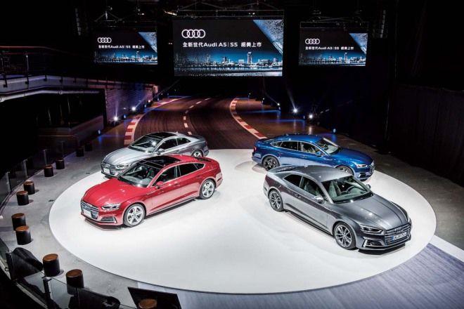 Audi A5 Coupe/ Sportback優雅 是種信仰