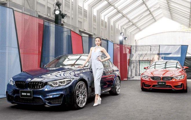 M跑當頭BMW M3 / M4