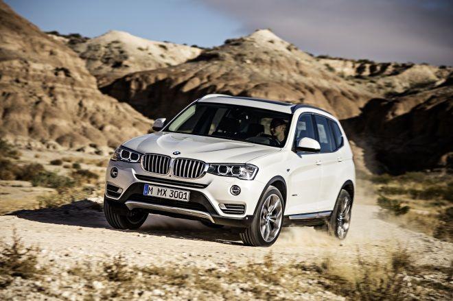 全新BMW X3智能領航版239萬起升級上市!