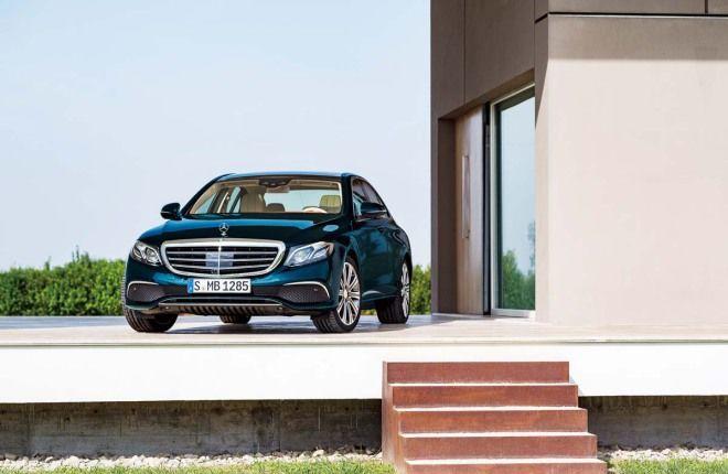 連結現在與未來M.Benz E-Class