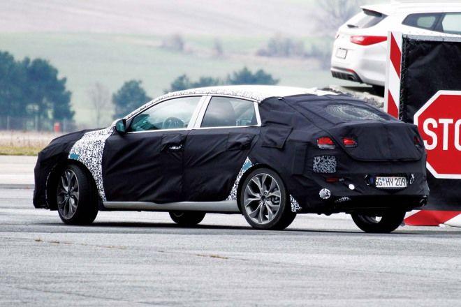 Hyundai i30 Fastback將會採用渦輪化的汽油與柴油引擎