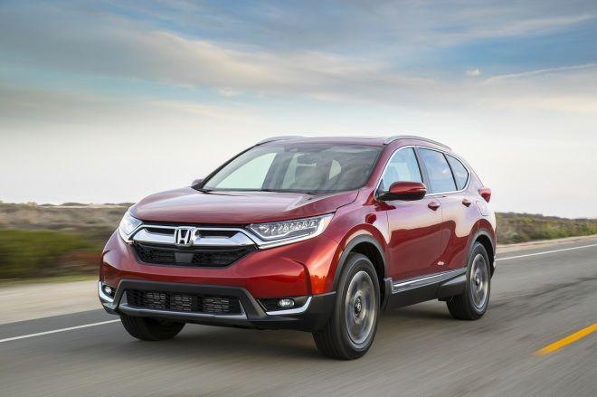 1.5L單一渦輪引擎、預估89萬起跳!新世代Honda CR-V 6月底推出