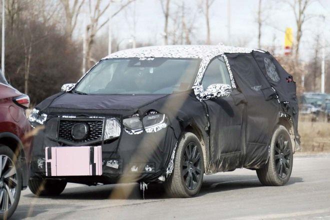 CR-V的雙生車款Acura RDX