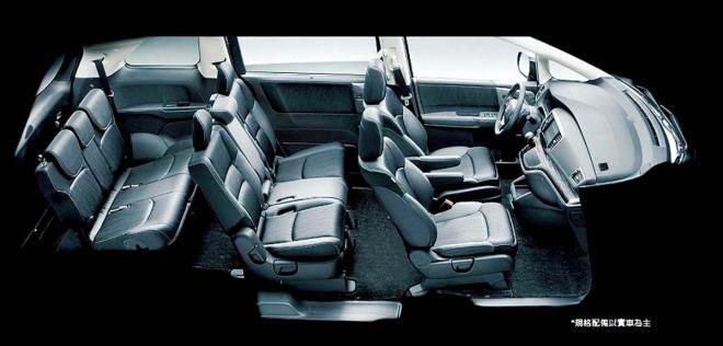 新增8人座Apex車型2017 Honda Odyssey