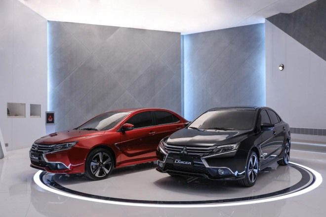 中型房車市場震撼彈MITSUBISHI ALL NEW GRAND LANCER內外兼備強勢登場