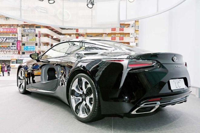 美形Coupe再一力作  Lexus LC 500/LC 500h五月登台