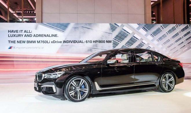 旗艦級跑房BMW M760Li xDrive Individual