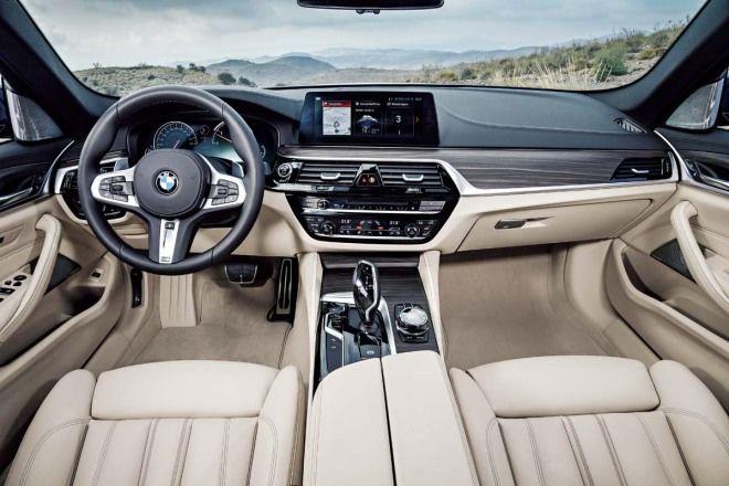 最潮旅行車BMW 5 Series Touring