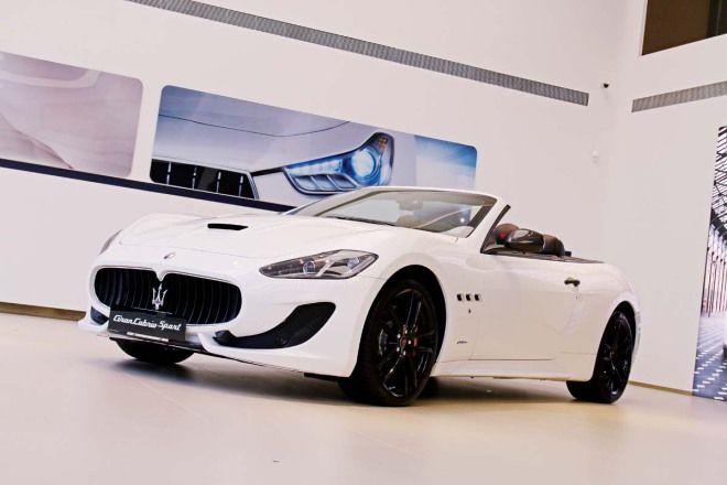 向傳奇致敬Maserati GranCabrio Sport Sessanta Edition