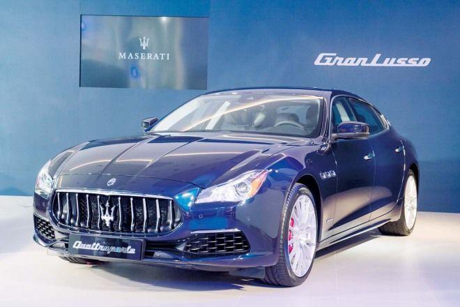 外觀性能全面升級Maserati Quattroporte+Ghibli