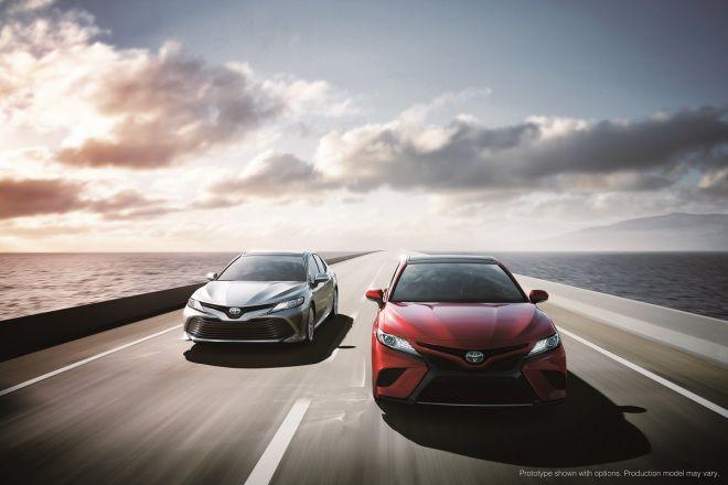 掀起神秘面紗!新世代Toyota Camry