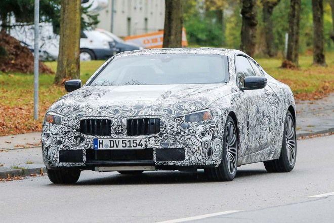 BMW 8 Series經典的帆布車頂又要回來了!