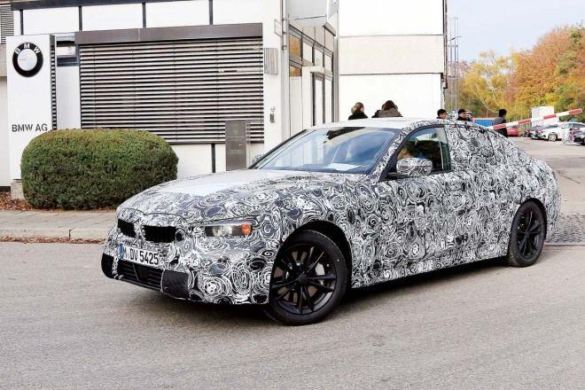 BMW 3 Series還看不太出輪廓