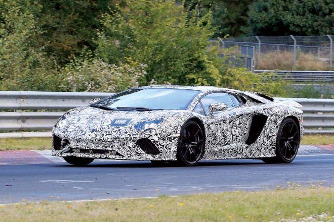 牛家莊兩三事Lamborghini Aventador小改款、Huracan Superleggera