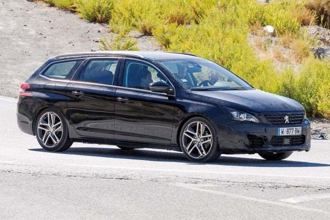 老妃換妝VW Golf跟Peugeot 308