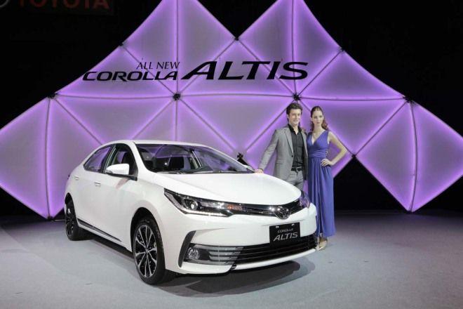 6氣囊、VSC入列 Toyota Corolla Altis