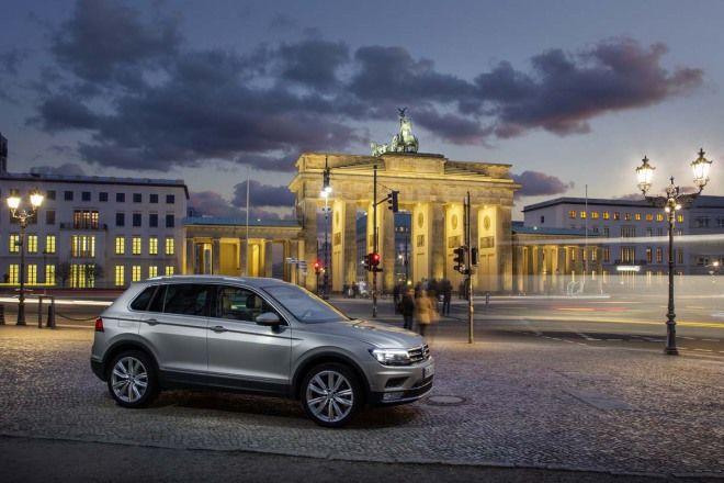 德製工藝  面面俱到The New VW Tiguan