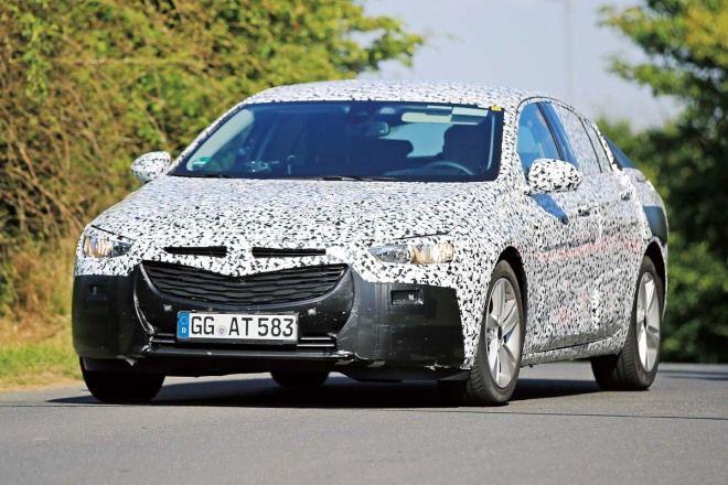優雅更實用Opel New Insignia,將採用掀背式尾門設計?