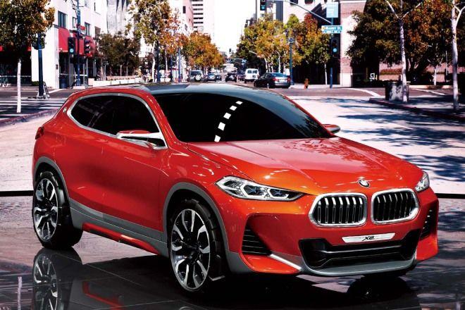 補齊小型SAC戰線BMW X2 Concept