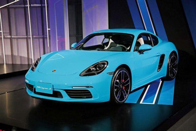遲到的新兵Porsche 718 Cayman