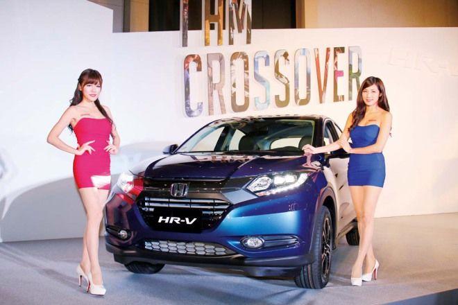 國產跨界小巨星 Honda HR-V