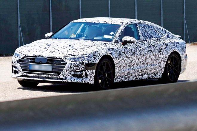 美型不改變Audi New A7