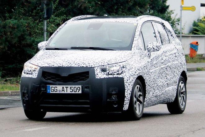 MPV也要跨界Opel New Meriva設計也見風轉舵