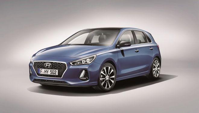 霸氣加值!新款Hyundai i30登場
