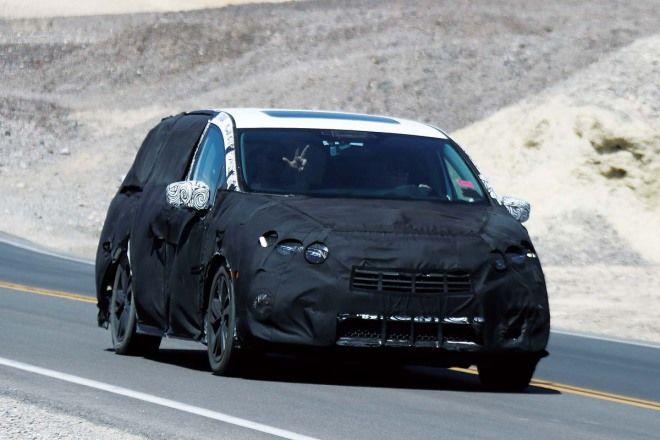 悄悄在改變美規Honda Odyssey Facelift