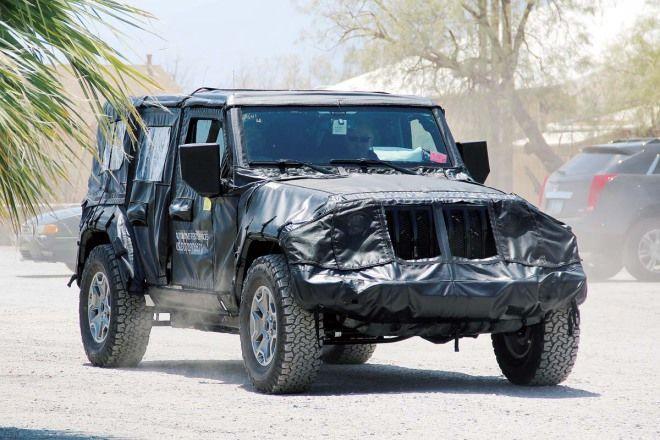 藍哥減肥記Jeep New Wrangler