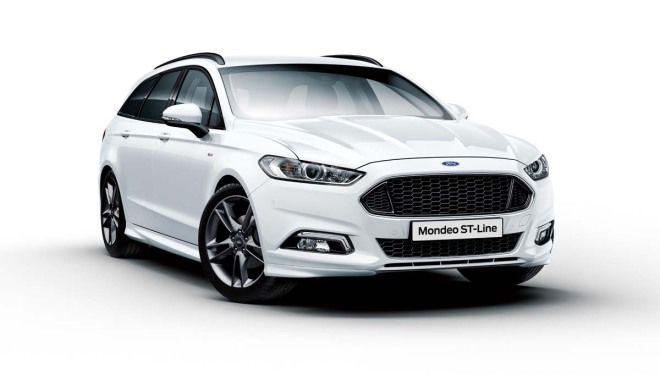 性能新成員Ford Mondeo ST-Line