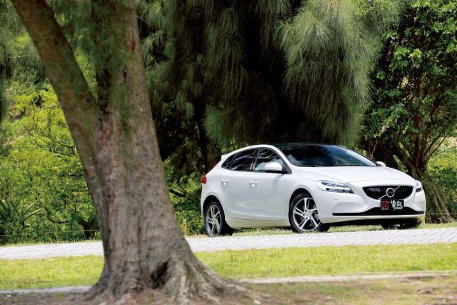 索爾加持更精緻Volvo V40