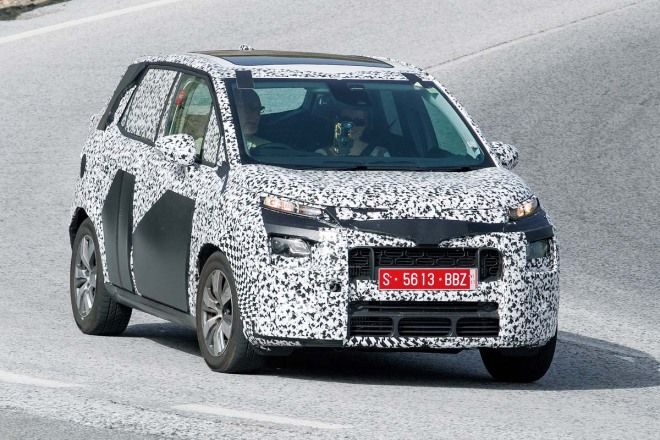 Citroen New C3 Picasso