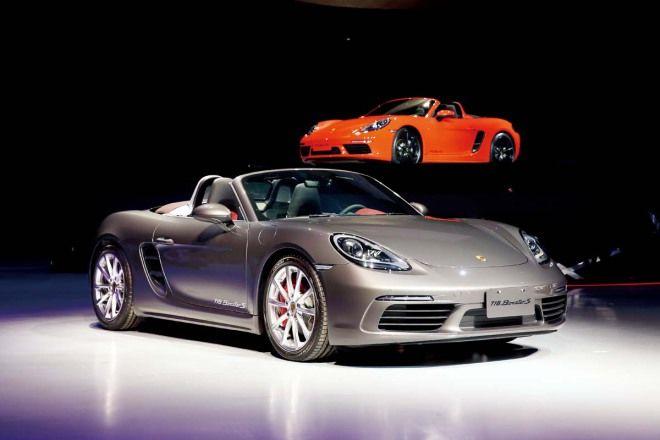 以冠軍之名Porsche 718 Boxster