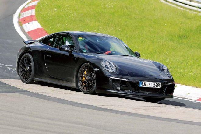 優雅的暴力Porsche 911 GTS