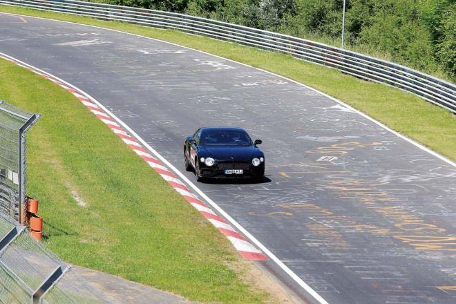 豪門大躍進Bentley New Continental GT / GT Convertible