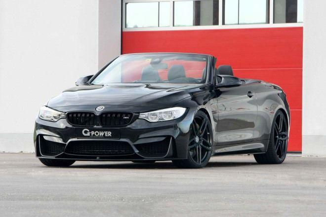 最速敞篷車?G-Power BMW M4 Convertible