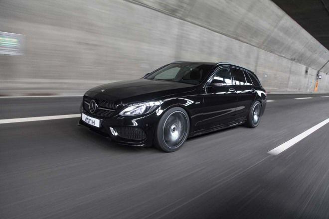多不到100hp?請再接再厲!VATH Mercedes-AMG C450 4Matic