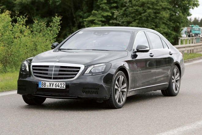 黑頭車整容M.Benz S-Class Facelift