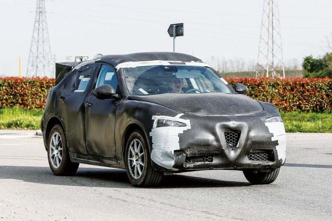 蛇性跑旅Alfa Romeo Stelvio