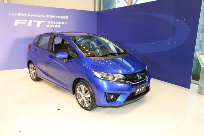 全車系七大主動安全加持  Honda Fit