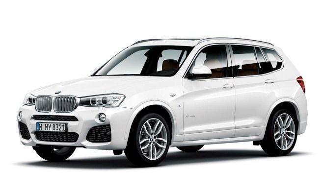 M款套件強悍加持  BMW X3 xDrive28i M Sport Edition