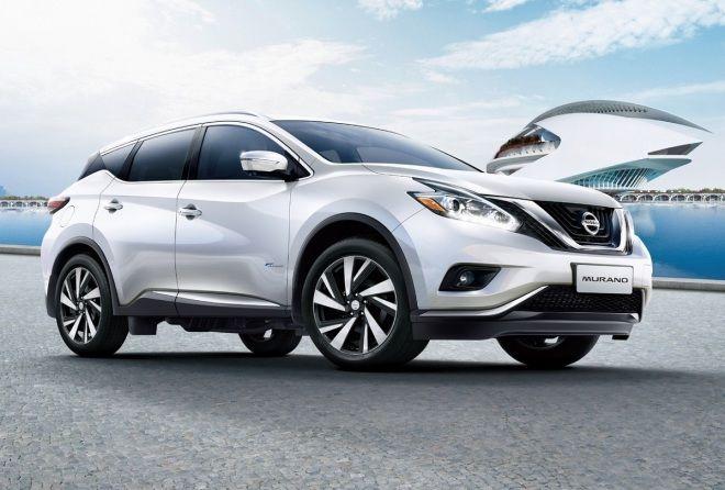 接單價199萬元!Nissan Murano Hybrid預賞會開催