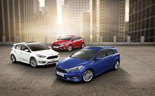 優勢科技力Ford Focus