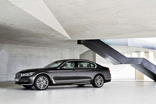 劃時代旗艦房車BMW 7 Series